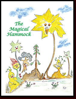 Publishing Magical Hammock Book